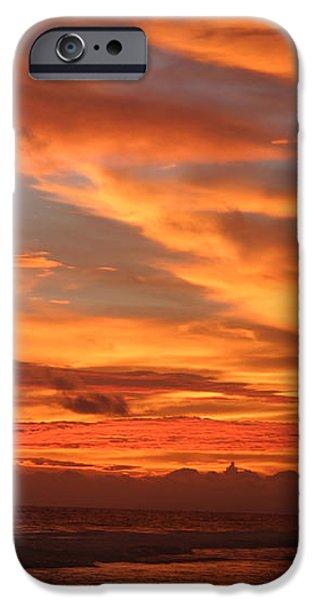 Pacific Sunset Costa Rica iPhone Case by Michelle Wiarda