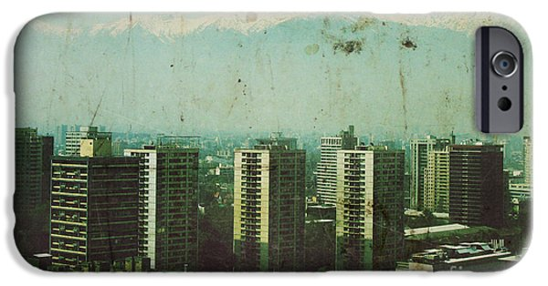 Chile iPhone Cases - Paradise Lost iPhone Case by Andrew Paranavitana
