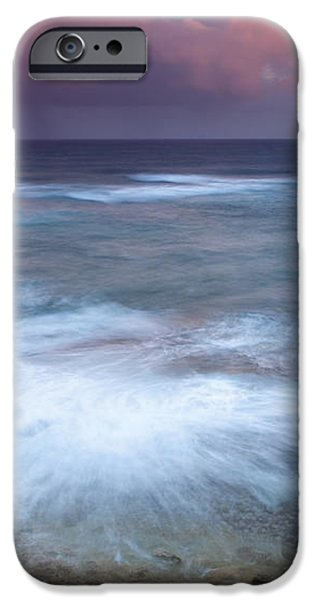 Pastel Storm iPhone Case by Mike  Dawson