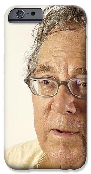 Paul J. Crutzen, Dutch Chemist iPhone Case by Volker Steger