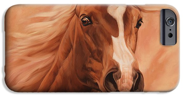 Barns iPhone Cases - Peach iPhone Case by JQ Licensing