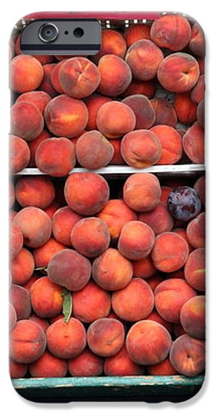 Peaches and Plums - 5D17913 iPhone Case by Wingsdomain Art and Photography