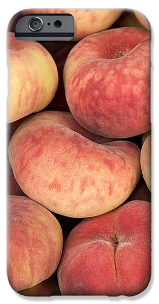 Peaches iPhone Case by Jane Rix