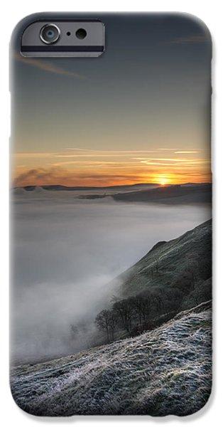 Peak District Sunrise iPhone Case by Andy Astbury