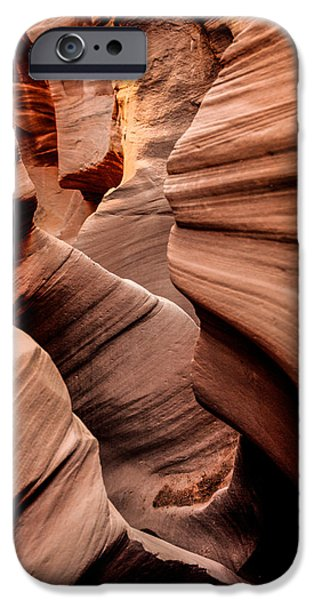Staircase iPhone Cases - Peek a Boo iPhone Case by Chad Dutson