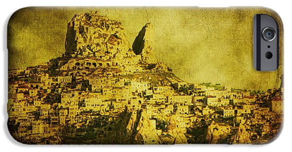 Sandcastles iPhone Cases - Persian Empire iPhone Case by Andrew Paranavitana