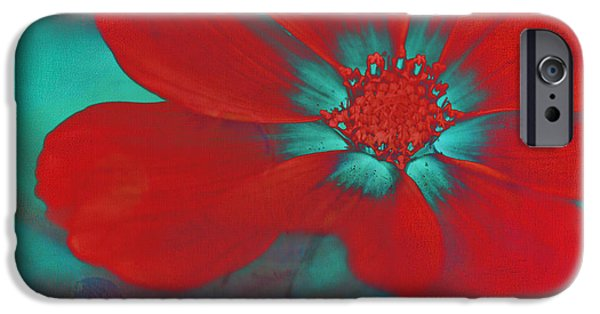 Aimelle Photographs iPhone Cases - Petaline - t23b2 iPhone Case by Variance Collections