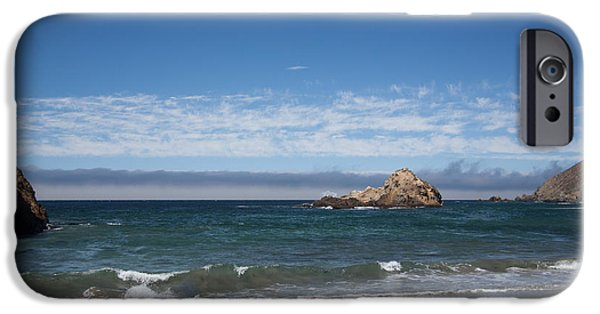 Pch iPhone Cases - Pfeiffer Beach iPhone Case by Ralf Kaiser
