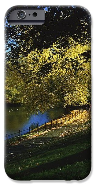 Phoenix Park, Dublin, Co Dublin, Ireland iPhone Case by The Irish Image Collection