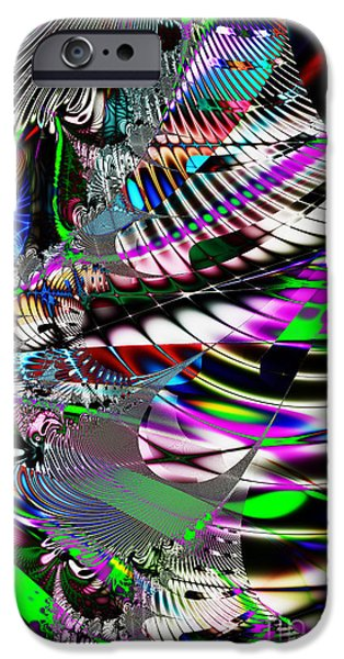 Phoenix rising . S3.S9 iPhone Case by Wingsdomain Art and Photography