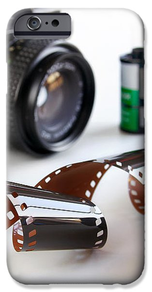Photography Gear iPhone Case by Carlos Caetano