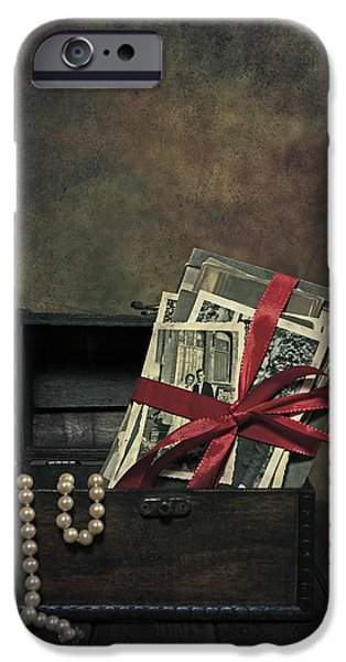 Treasure Box iPhone Cases - Photos iPhone Case by Joana Kruse