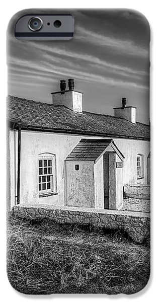 Pilot Cottages iPhone Case by Adrian Evans