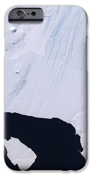 Pine Island Glacier iPhone Case by Stocktrek Images