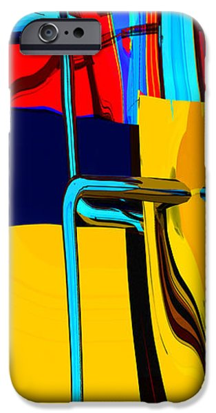 Pipe Dream iPhone Case by Richard Rizzo