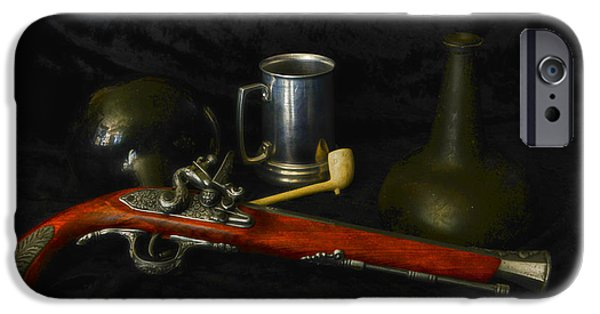 Recently Sold -  - Pirate Ships iPhone Cases - Pirates and their Vices iPhone Case by Paul Ward