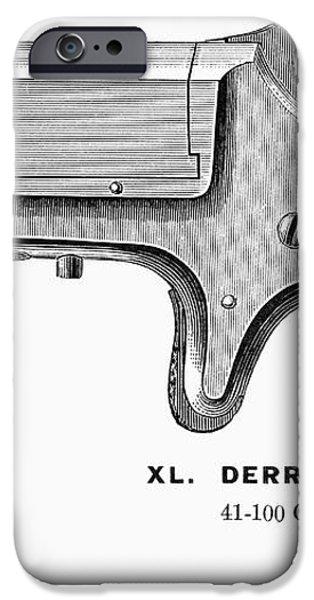 PISTOL, 19th CENTURY iPhone Case by Granger