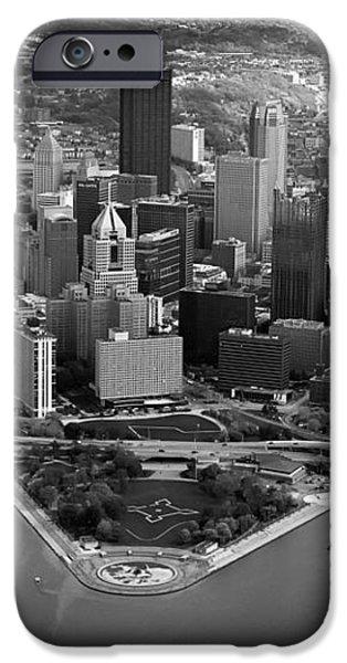 Pittsburgh 8 iPhone Case by Emmanuel Panagiotakis