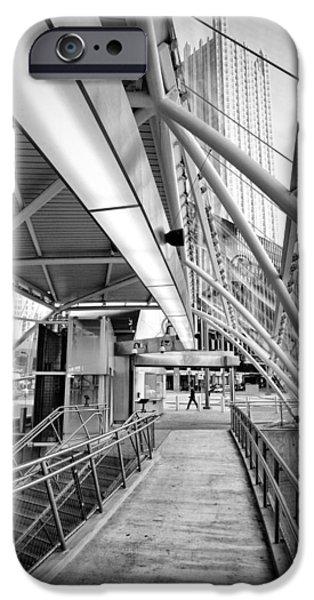 Pittsburgh Lines 2 iPhone Case by Emmanuel Panagiotakis