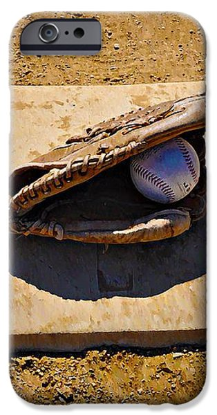 Play Ball iPhone Case by Bill Cannon