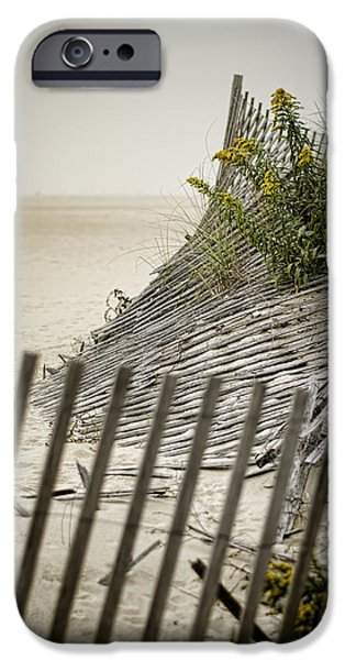 Bay Head Beach iPhone Cases - Point Pleasant Beach iPhone Case by Heather Applegate