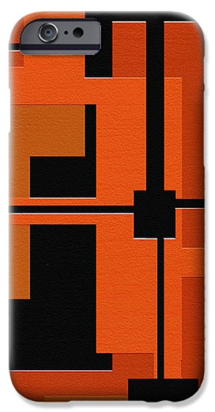 Ponder iPhone Case by Ely Arsha