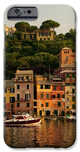 Portofino bay iPhone Case by Neil Buchan-Grant