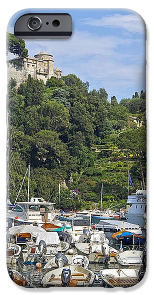 Portofino iPhone Case by Joana Kruse