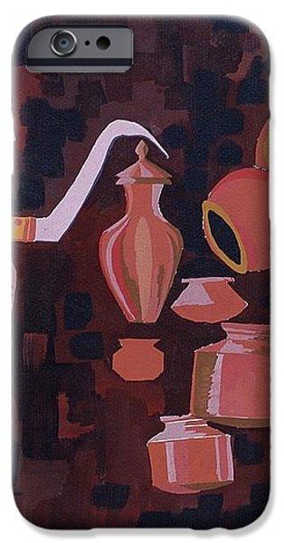 Potter iPhone Case by Vilas Malankar