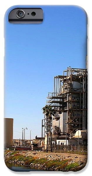 Power Plant iPhone Case by Henrik Lehnerer