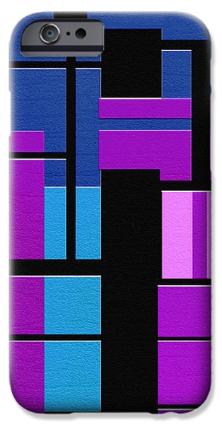 Punch iPhone Case by Ely Arsha