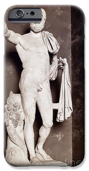 PUPIENUS MAXIMUS (c178-238) iPhone Case by Granger