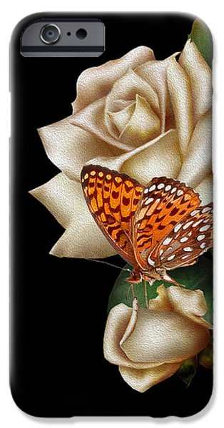 Purity iPhone Case by Cheryl Young