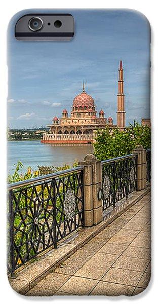 Putrajaya Lake iPhone Case by Adrian Evans