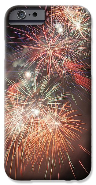 Pyros Dream iPhone Case by Glenn Gordon