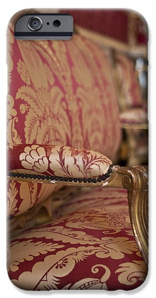 Queen's Apartments - Let Them Sit iPhone Case by Nomad Art And  Design