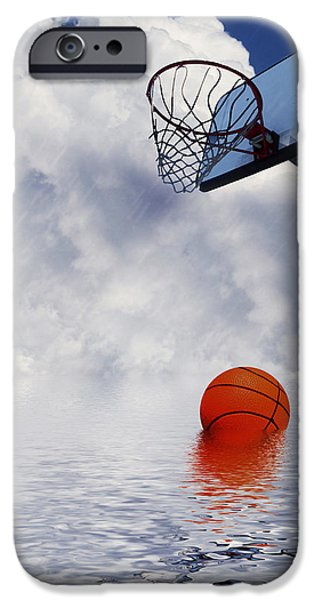 Rained Out Game iPhone Case by Gravityx Designs