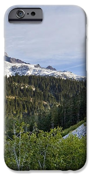 Rainier Journey iPhone Case by Mike Reid