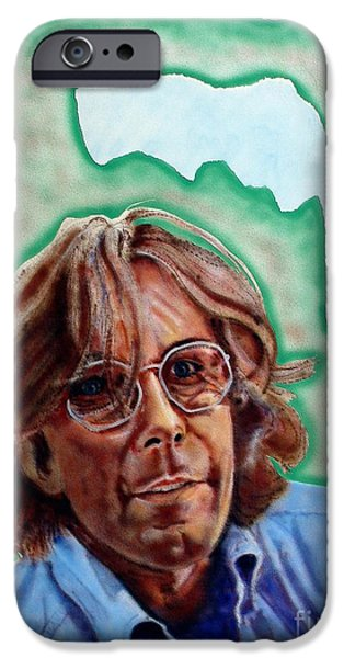 Airbrush iPhone Cases - Ramsey iPhone Case by Ron Bissett
