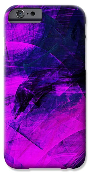 Rapture . A120423.936 iPhone Case by Wingsdomain Art and Photography