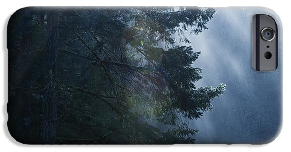 Buy iPhone Cases - Ray of Light iPhone Case by Bob Christopher