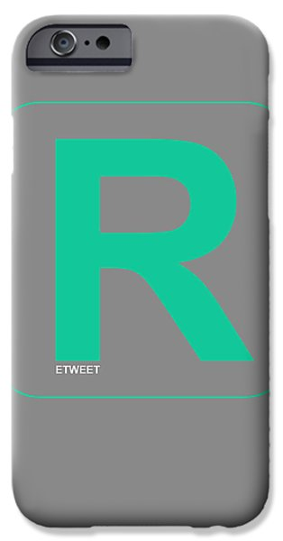 Internet iPhone Cases - Re Tweet Poster iPhone Case by Naxart Studio