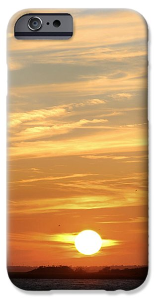 Ocean Scenes iPhone Cases - Reach for the Sky 6 iPhone Case by Mike McGlothlen