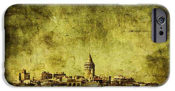 Istanbul iPhone Cases - Recollection iPhone Case by Andrew Paranavitana