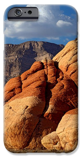 Sedona iPhone Cases - Red Rock Canyon iPhone Case by Anthony Citro