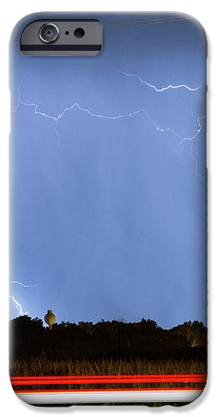 Red White And Blue iPhone Case by James BO  Insogna