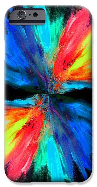 reflection iPhone Case by Sumit Mehndiratta