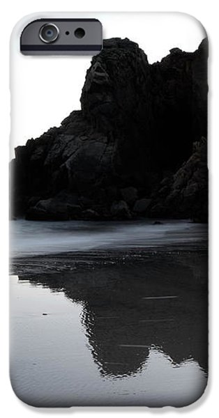 Reflections Big Sur iPhone Case by Bob Christopher