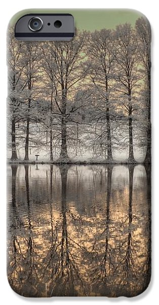 Reflections iPhone Case by Jane Linders