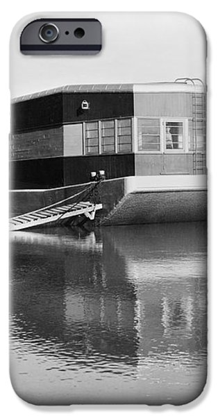 REFRIGERATED BARGE, c1935 iPhone Case by Granger